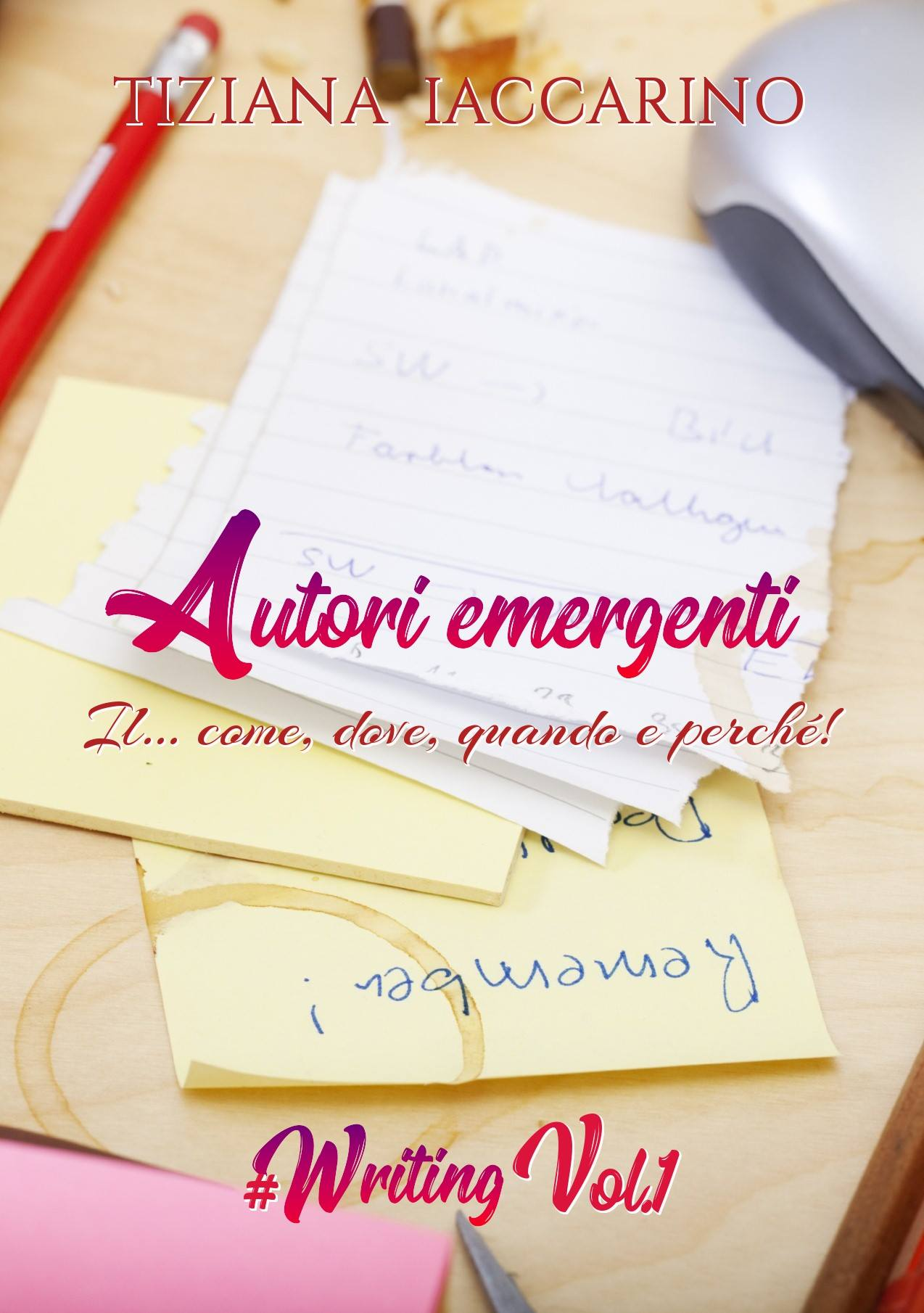 Autori emergenti Book Cover
