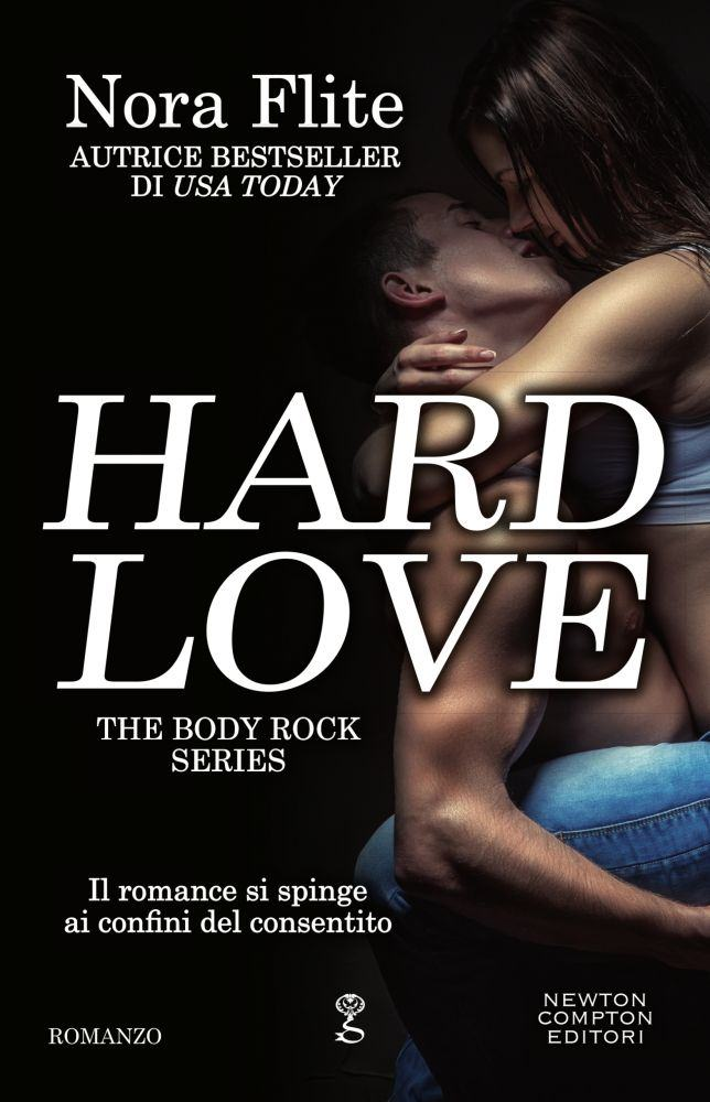 Hard Love Book Cover