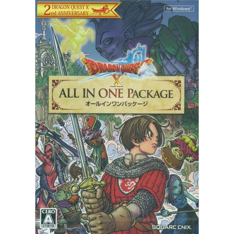Dragon Quest X All In One