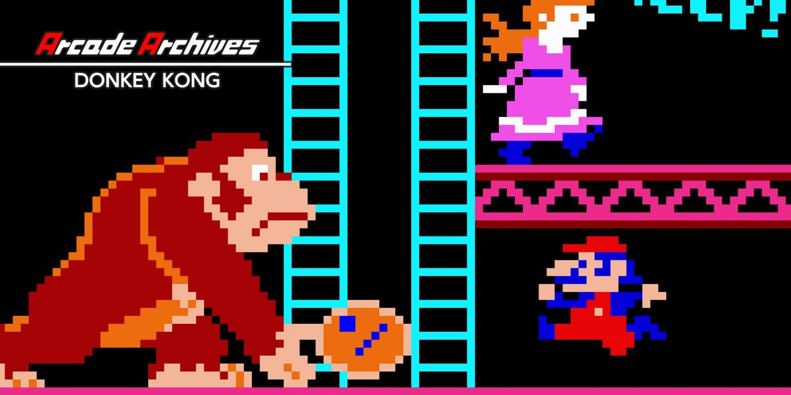 Donkey Kong virtual console