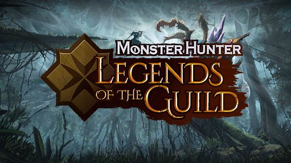 monster hunter legends of guild uscita film animazione capcom 2019
