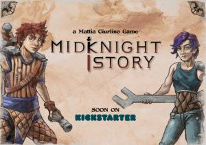 MidKnight Story Intervista