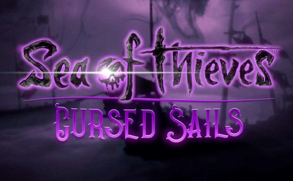 Sea of Thieves Cursed Sails data update aggiornamento trailer vele maledette news novità 1