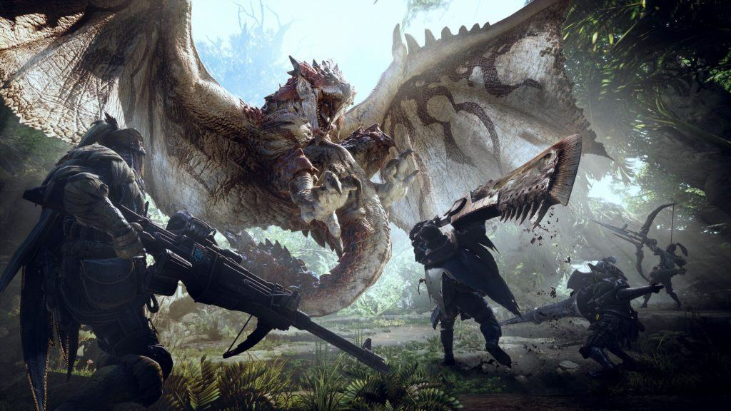 monster hunter legends of guild serie animata