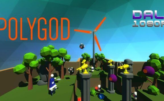 polygod-placeholder dungeon map pc steam switch roguelike