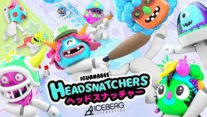Headsnatchers Iceberg IguanaBee
