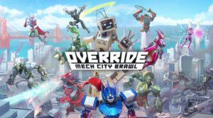 Override Mech City Brawl beta ita