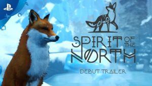 Spirit of the North annunciato per PS4