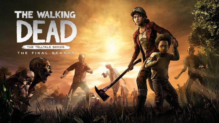 The Walking Dead The Final Season Date Uscita Lancio Episodi PlayStation 4 PS4 Xbox One PC Trailer Foto News Novità Notizie