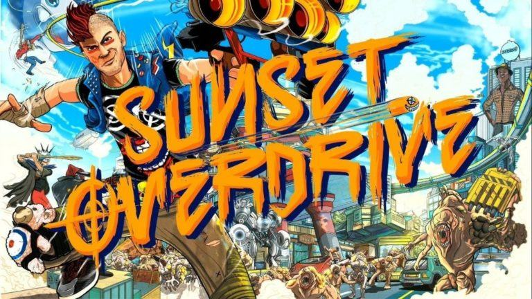 Sunset Overdrive 2