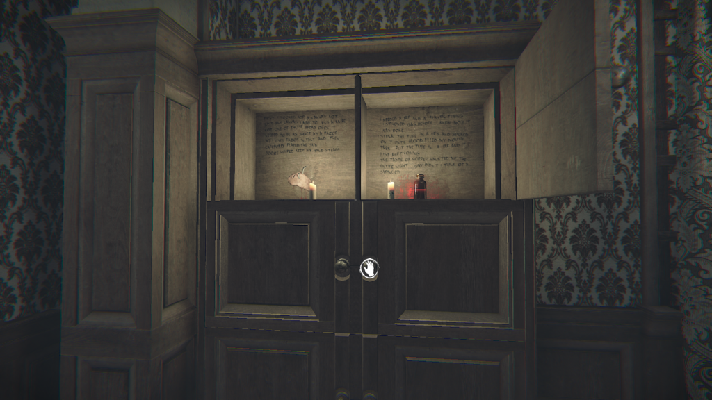 Layers of Fear capitoli
