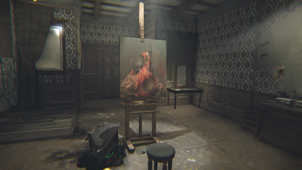 Layers of Fear lab