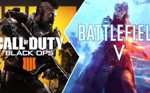 Black ops 4 VS Battlefield V