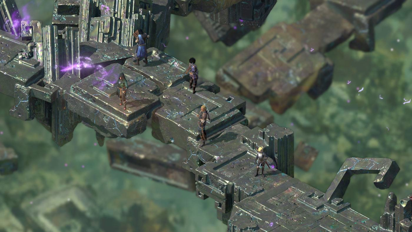 pillars of eternity II 2 deadfire obsidian gioco game indie gdr crpg classico top computer gdr