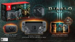 Diablo III Eternal Collection: Bundle Nintendo Switch