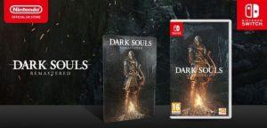 Dark Souls Rematered Switch