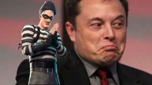 fortnite elon musk twitter epic games spacex gioco battle royale costruire