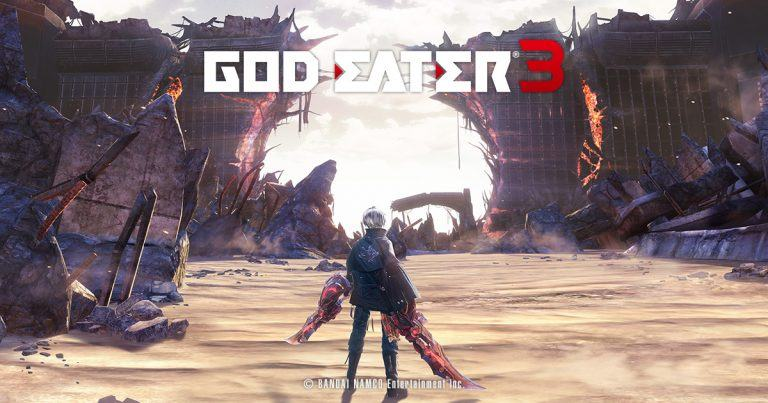 God Eater 3: Demo PS4