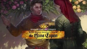 "Kingdom Come Deliverance: DLC ""The Amorous Adventures of Bold Sir Hans Capon"""