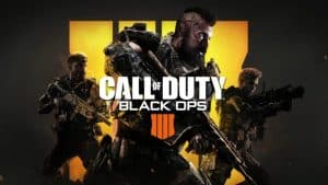 Call od Duty: Black Ops 4