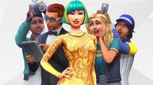The Sims4 Get Famous