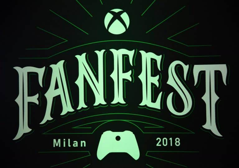 Xbox Milan Fan Fest