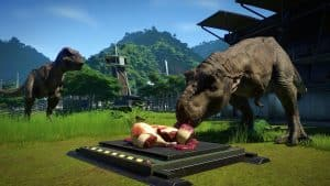 SECRETS OF DR. WU in Jurassic World Evolution