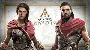 Assassin's Creed Odyssey Gratis Free Google Project Stream giochi gratis AC Odyssey