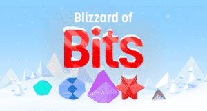 Twitch Blizzard of Bits