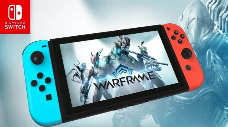 Warframe Nintendo Switch download