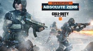Black Ops 4: Operation Absolute Zero