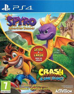 Crash Bandicoot N. Sane Trilogy, Spyro Reignited Trilogy
