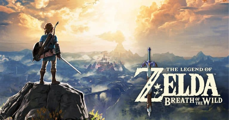 The Legend of Zelda: Breath of the Wild, posizionamento temporale