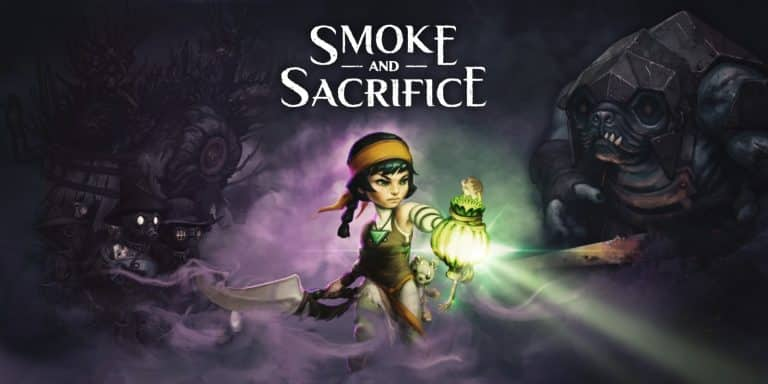 smoke and sacrifice gioco indie survival recensione