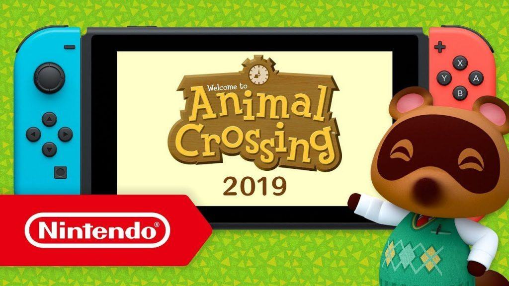 Animal Crossing: arriva nel 2019