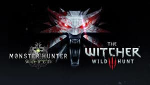 Monster Hunter World Crossover The Witcher 3