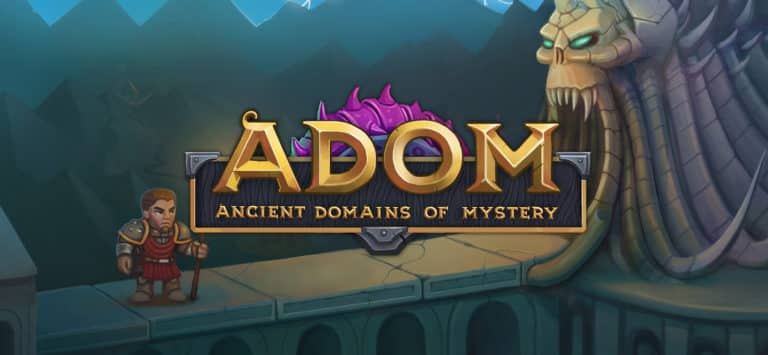 Ancient Domains of Mystery