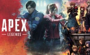 Apex Legends, Resident Evil 2 e Kingdom Hearts 3 per la rivista EDGE
