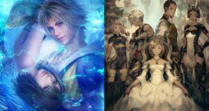 Final Fantasy X / X2 e XII Xbox One Switch