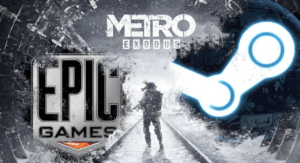 Metro Exodus tra Steam ed Epic Games