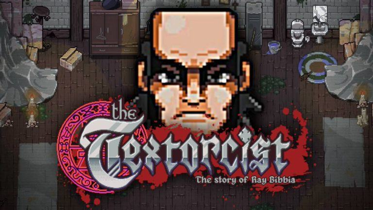 The Textorcist the story of Ray Bibbia