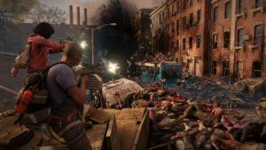 World War Z trailer modalità nuova PvPvZ Players vs Players vs Zombies gameplay video immagini