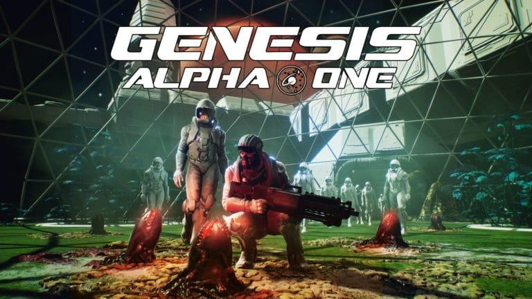 genesis alpha one recensione gioco survival gestionale simulatore spaziale roguelike console playstation