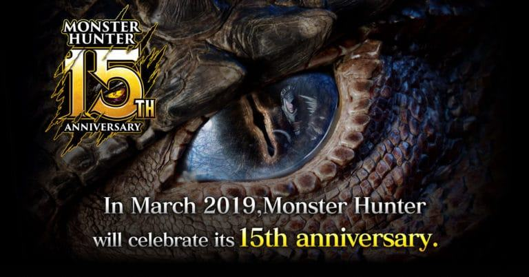 Monster Hunter: 15 anniversario