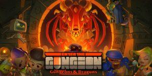 Enter the Gungeon indie Nintendo Switch