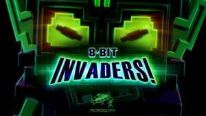 8-Bit Invaders, la guerra dei mondi in salsa retrò