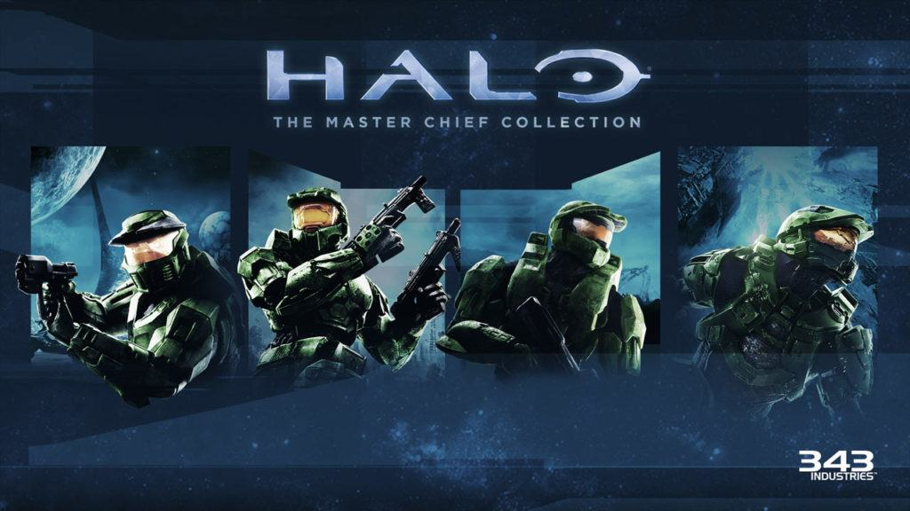 Halo Master Chief Collection xbox live
