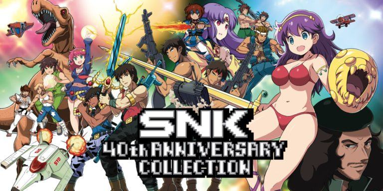 SNK 40th Anniversary Collection PlayStation 4