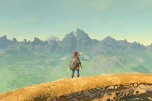 The Legend of Zelda: Breath of the Wild sequel aonuma