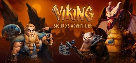 Viking Sigurds Adventure copertina
